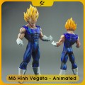 Mô Hình Dragon Ball - Vegeta Animated