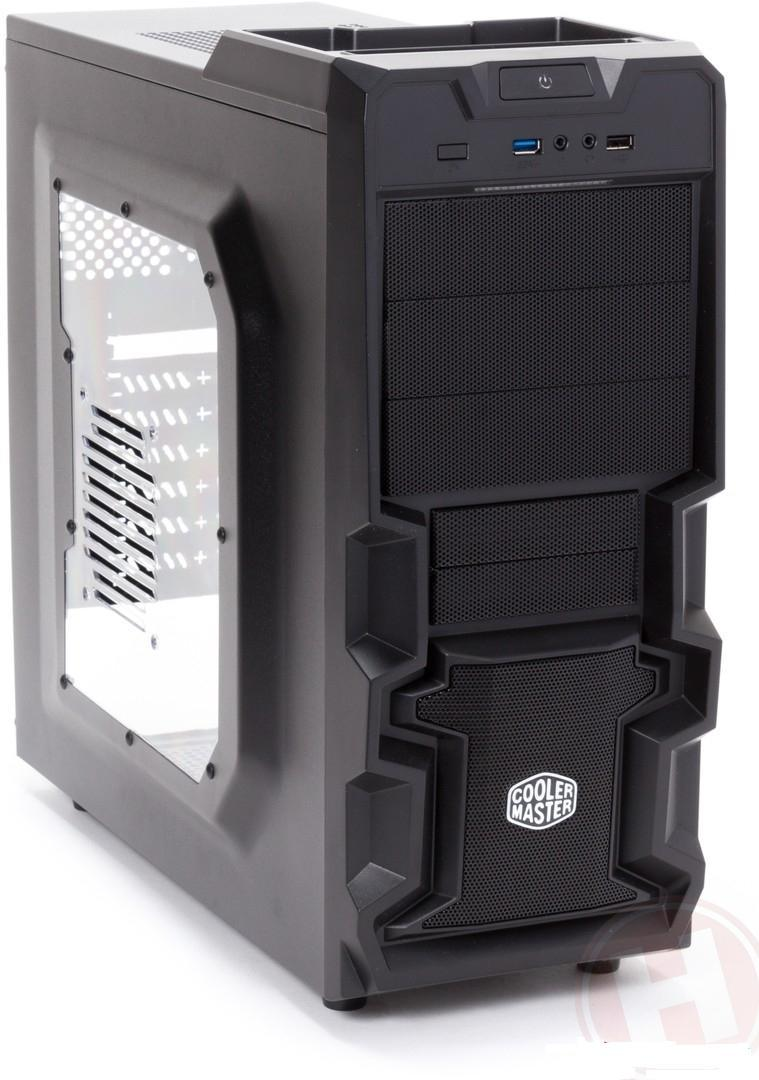 Vỏ Case Cooler Master Elite K380 USB3.0 (Window - Mid Tower)