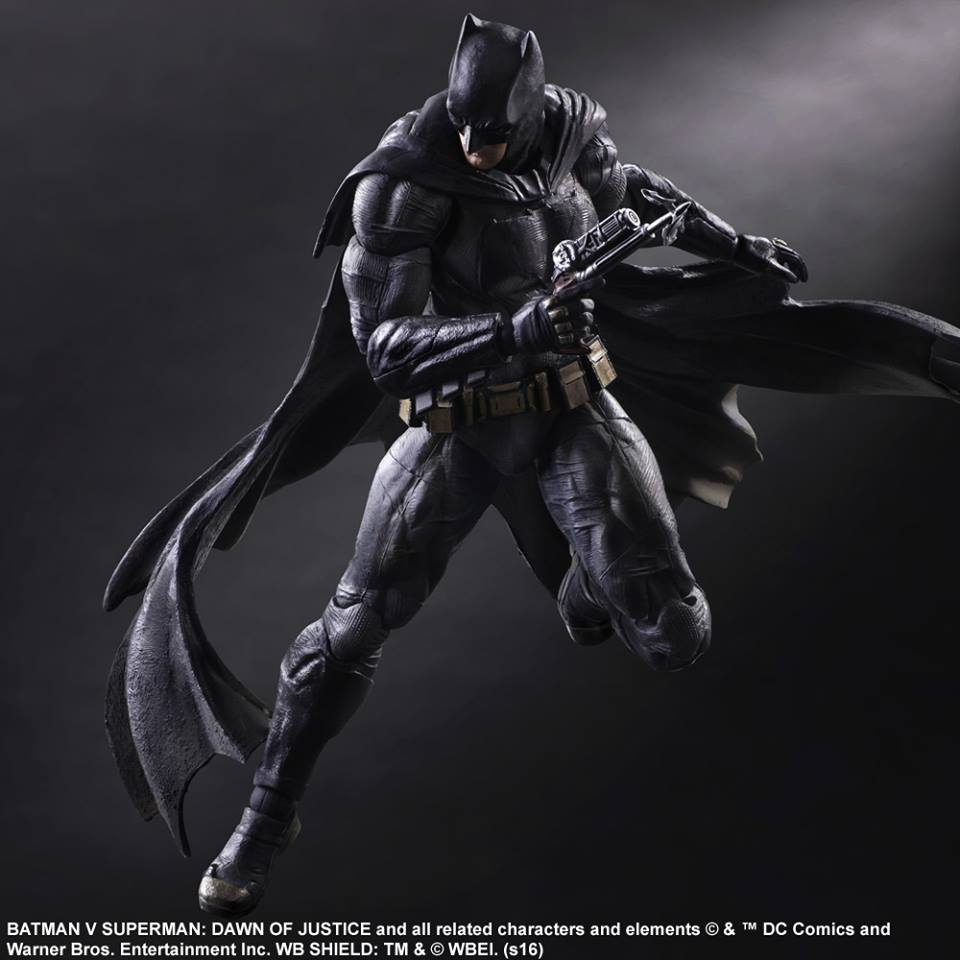 "Mô Hình BATMAN DIECAST (VER ""BATMAN vs SUPERMAN"")#6"