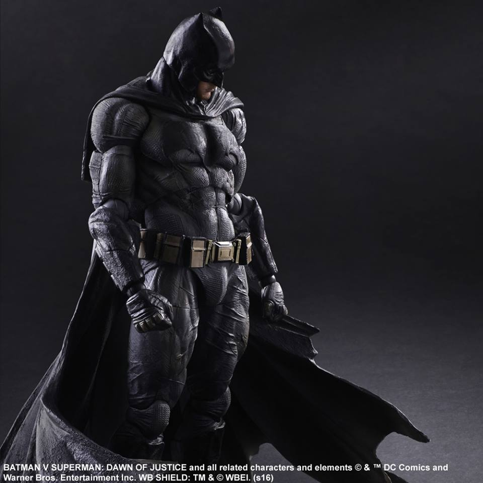 "Mô Hình BATMAN DIECAST (VER ""BATMAN vs SUPERMAN"")#5"