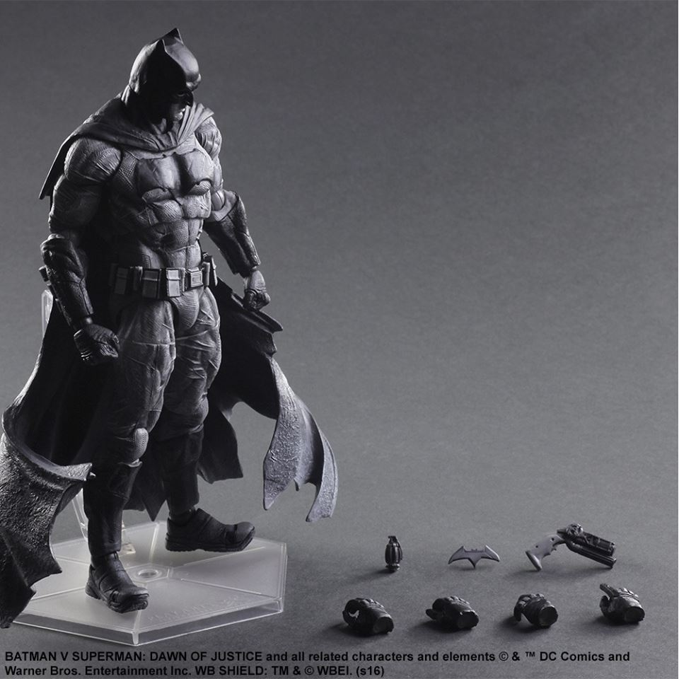 "Mô Hình BATMAN DIECAST (VER ""BATMAN vs SUPERMAN"")#2"