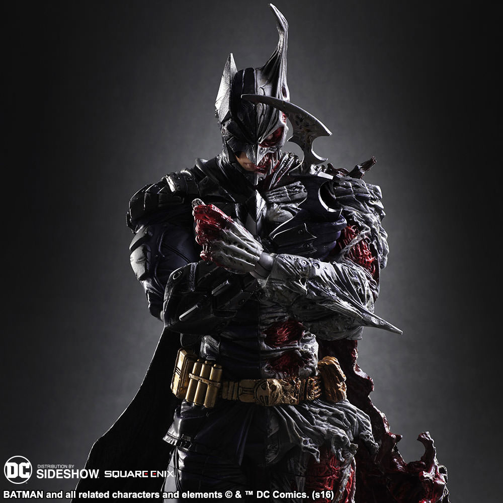 Mô Hình SQUARE ENIX PLAY ARTS KAI BATMAN TWO FACE#5
