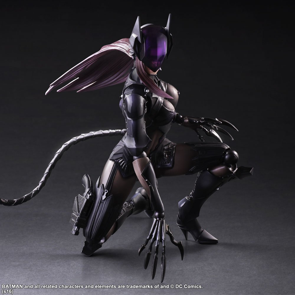 Mô Hình SQUARE ENIX PLAY ARTS KAI CAT WOMEN#3