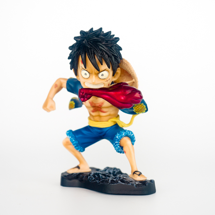 Mô Hình One Piece - Luffy Gear Second Tranformer#2