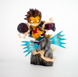 Mô Hình One Piece - Luffy Bound Man Chibi